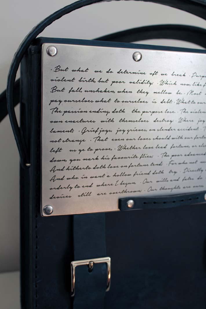 Šekspyro skaitymai (detalė)